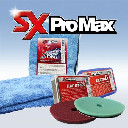 Länk till sidan SX ProMax