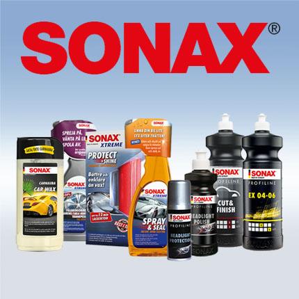 Länk till sida SONAX