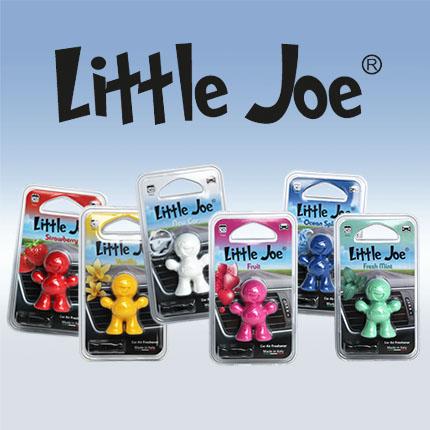 Länk till sida Littel Joe